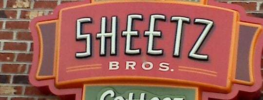 SHEETZ is one of Lugares favoritos de Jason.