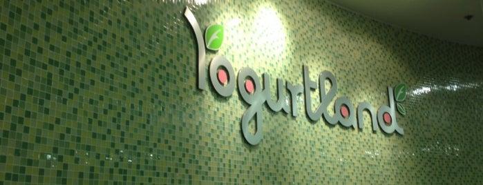 Yogurtland is one of Ann : понравившиеся места.