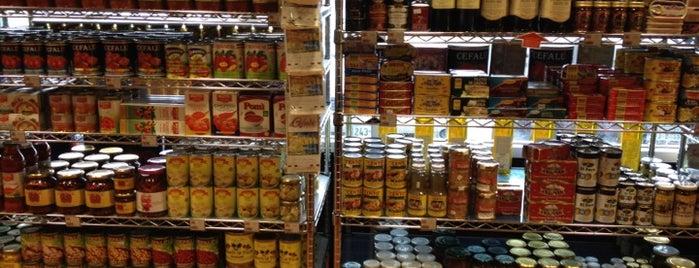 Mandola's Italian Market is one of South ATX.