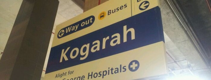 Kogarah Station is one of Lugares favoritos de J.Esteban.