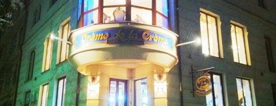 Crème de la Crème is one of Favorites.