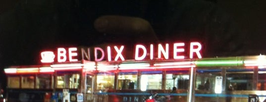 Bendix Diner is one of Jersey Diners.