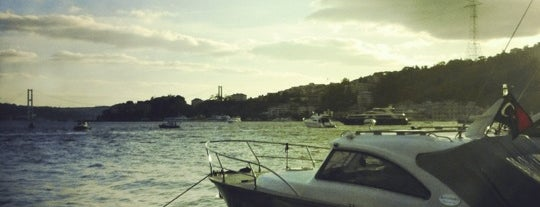Bebek Sahili is one of Istanbul Tourist Attractions by GB.