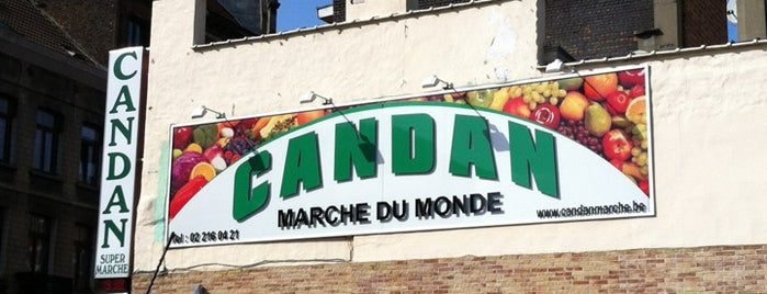 Candan is one of Belgien.