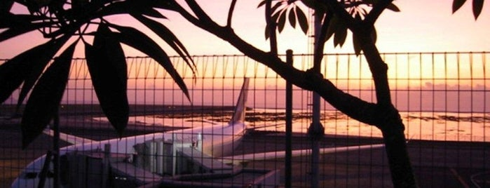 Ngurah Rai International Airport (DPS) is one of Visited Airports around the world.