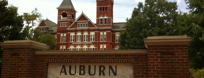 Auburn University is one of 2013-2104 Expansion Sites.