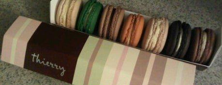 Thierry Chocolaterie Patisserie is one of Canada.
