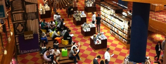 Livraria Cultura is one of Augustando.