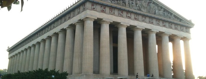 The Parthenon is one of Best Places to Check out in United States Pt 4.