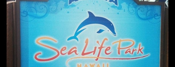 Sea Life Park is one of Oahu: The Gathering Place.