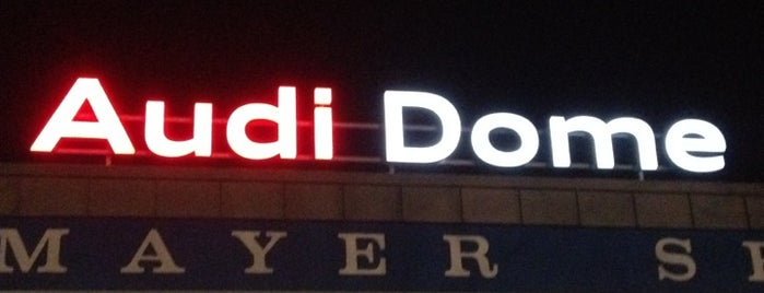 Audi Dome (Rudi-Sedlmayer-Halle) is one of Best Live Music Venues.