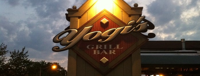 Yogi's Grill And Bar is one of Tempat yang Disimpan Jason.