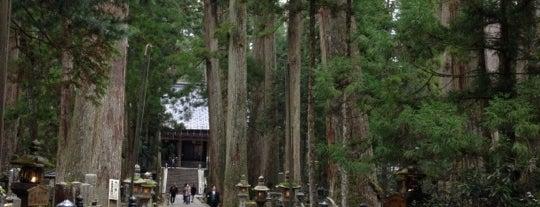 奥の院 is one of World heritage - KOYASAN.