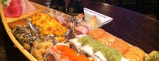 Shiki Sushi is one of Chapel Hill.