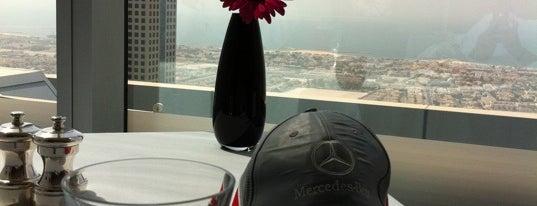 Vu's Bar is one of Dubai #4sqCities.