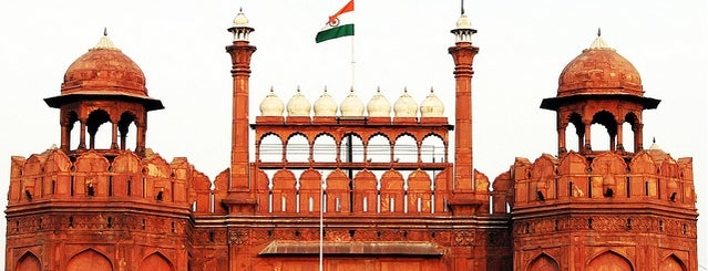 Red Fort | Lal Qila | लाल क़िला | لال قلعہ is one of The Amazing Race 01 map.