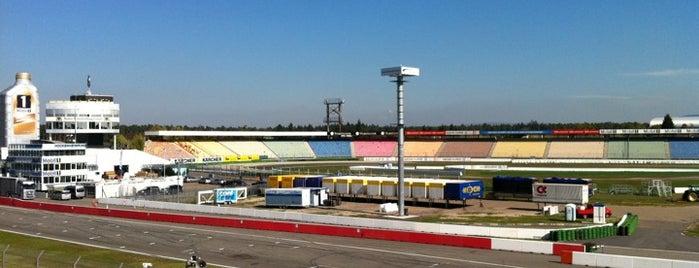 Hockenheimring Motodrom is one of 2012 Formula 1™ racing circuits essentials.