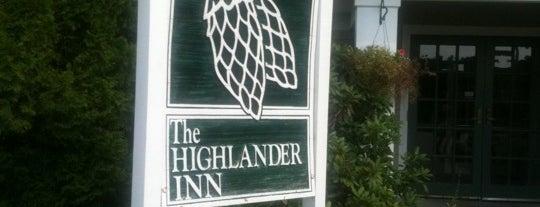 The Highlander is one of Orte, die Chrissy gefallen.