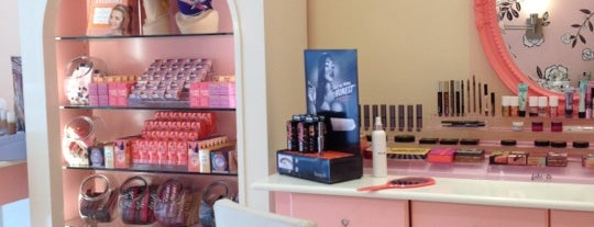 Benefit Cosmetics is one of JFK.