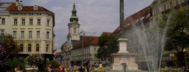 Am Eisernen Tor is one of Graz.