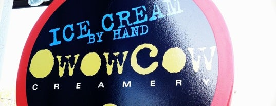 Owowcow Creamery is one of Princeton Trip.