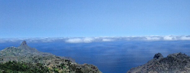 Pico del Inglés is one of Turismo por Tenerife.