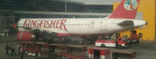 ท่าอากาศยานนานาชาติอินทิรา คานธี (DEL) is one of AIRPORT.