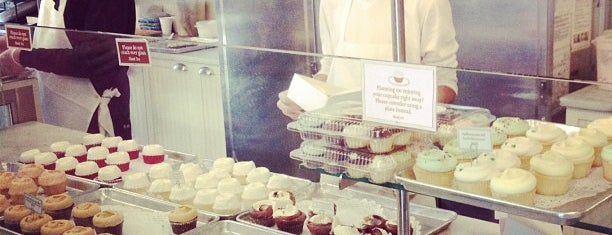 Magnolia Bakery is one of nyc.