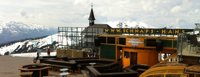 Schnaps-Hans Bar is one of Zell am See.