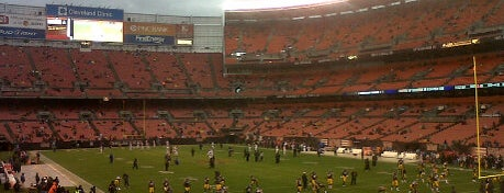 FirstEnergy Stadium is one of Top Picks for Sports Stadiums/Fields/Arenas.