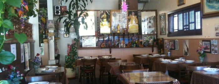 Pacifica Thai Cuisine is one of Posti che sono piaciuti a Smoochella.