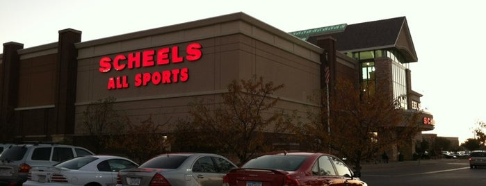 Scheels is one of Evan[Bu] Des Moines Hot Spots!.