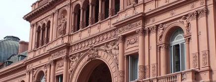 Casa Rosada is one of Capital Federal (AR).