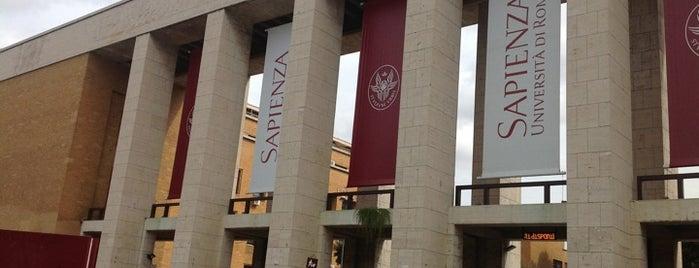 Città Universitaria is one of İtaly.