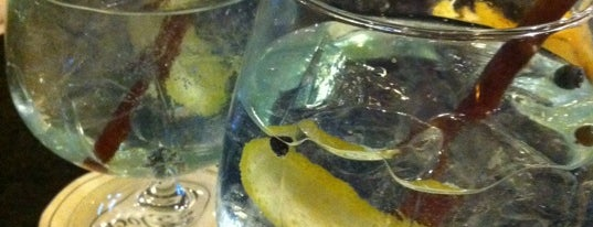 O'Clock is one of Gin Tonics Madrid.