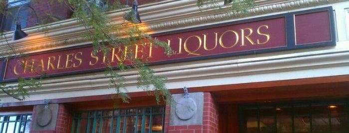 Charles Street Liquors is one of Boston.