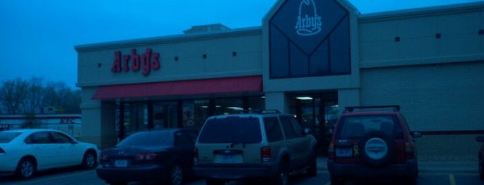 Arby's is one of Restaurants.