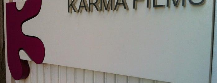 Karma Films is one of Tempat yang Disimpan Nilay Meltem.