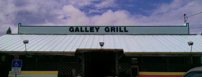 Galley Grill is one of Lieux qui ont plu à Ipek.