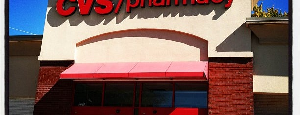 CVS pharmacy is one of Locais curtidos por Kawika.