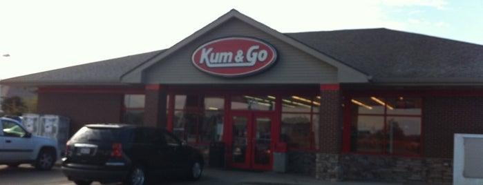 Kum & Go is one of Tempat yang Disukai Thomas.