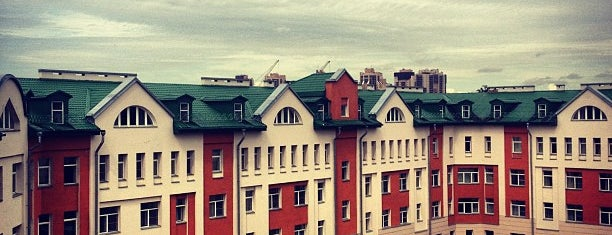 Отель Парк Крестовский / Hotel Park Krestovskiy is one of Денисさんのお気に入りスポット.