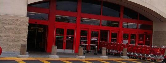 Target is one of Lieux qui ont plu à Eric.