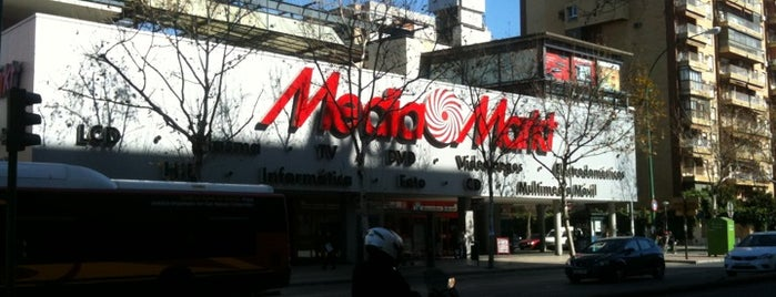 Media Markt is one of Provincia de Sevilla.