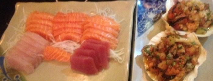 """Nik Sushi is one of Os melhores """"japas"""" da cidade."""