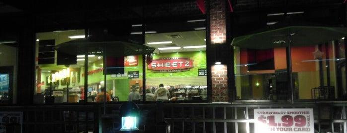 Sheetz is one of Tempat yang Disukai Daniel.