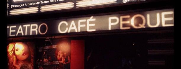 Teatro Café Pequeno is one of TEM QUE IR, TEM QUE IR.
