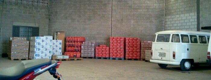 Super Minas BH Distribuidora de Alimentos is one of Jr stilo.