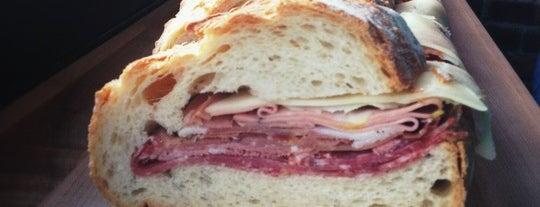 Zito's Sandwich Shoppe is one of Brooklyn Eats.