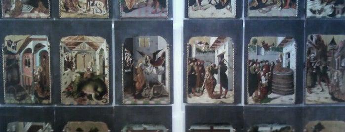 Museo Bellas Artes is one of Locais curtidos por Mrs. Knook.